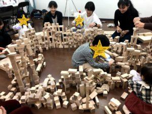 今年は積み木を50万円分買ってみた。