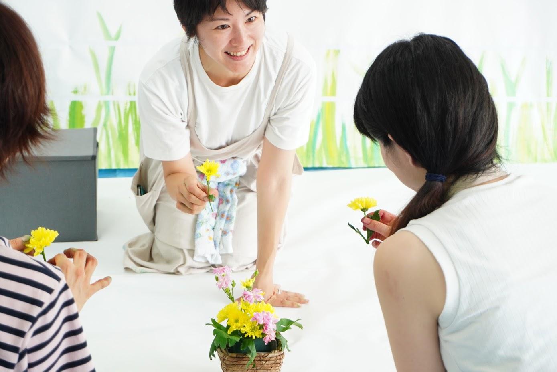 【東京目黒】子どもの幸せに生きる力を育てる!子育てがもっと楽しくなる親子教室 / あや
