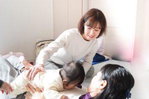 赤ちゃんの身体の正しい発達のための働きかけを現役作業療法士からわかりやすく学べる発達運動学講座/オンライン6days