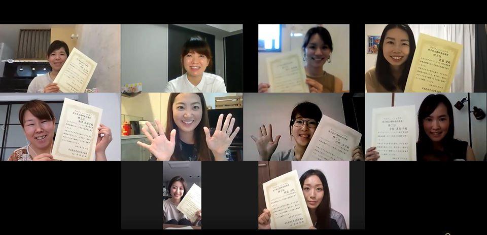 プロフェッショナル親子教室講師6期生が卒業しました!